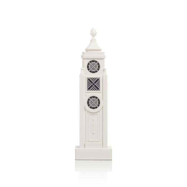 Oxo Tower Model. Product Shot Front View. Architectural Sculpture by Chisel & Mouse
